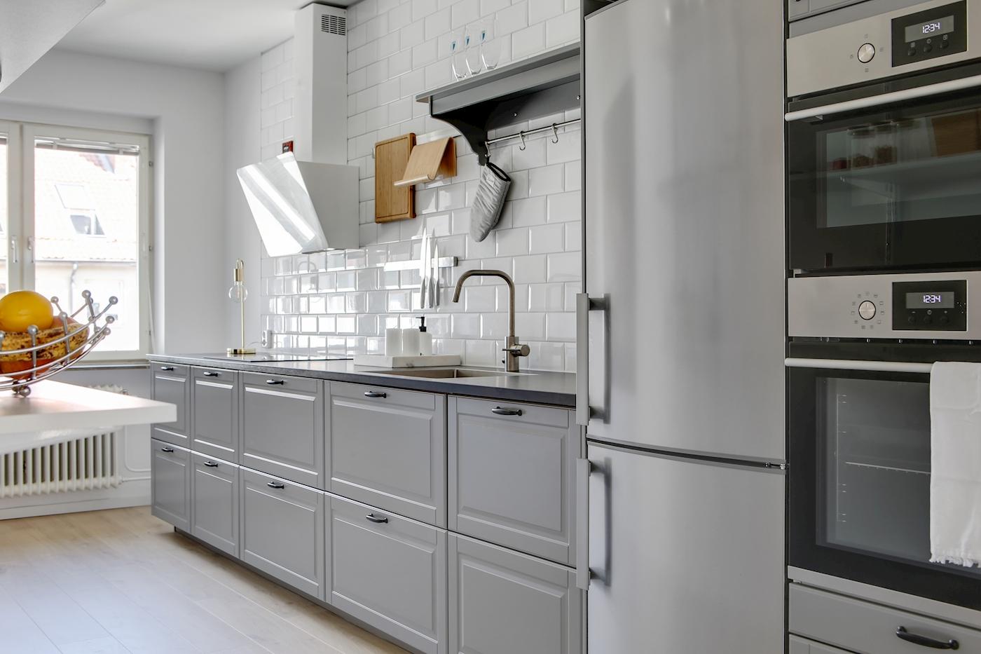 Smakfullt renoverat kök från 2018