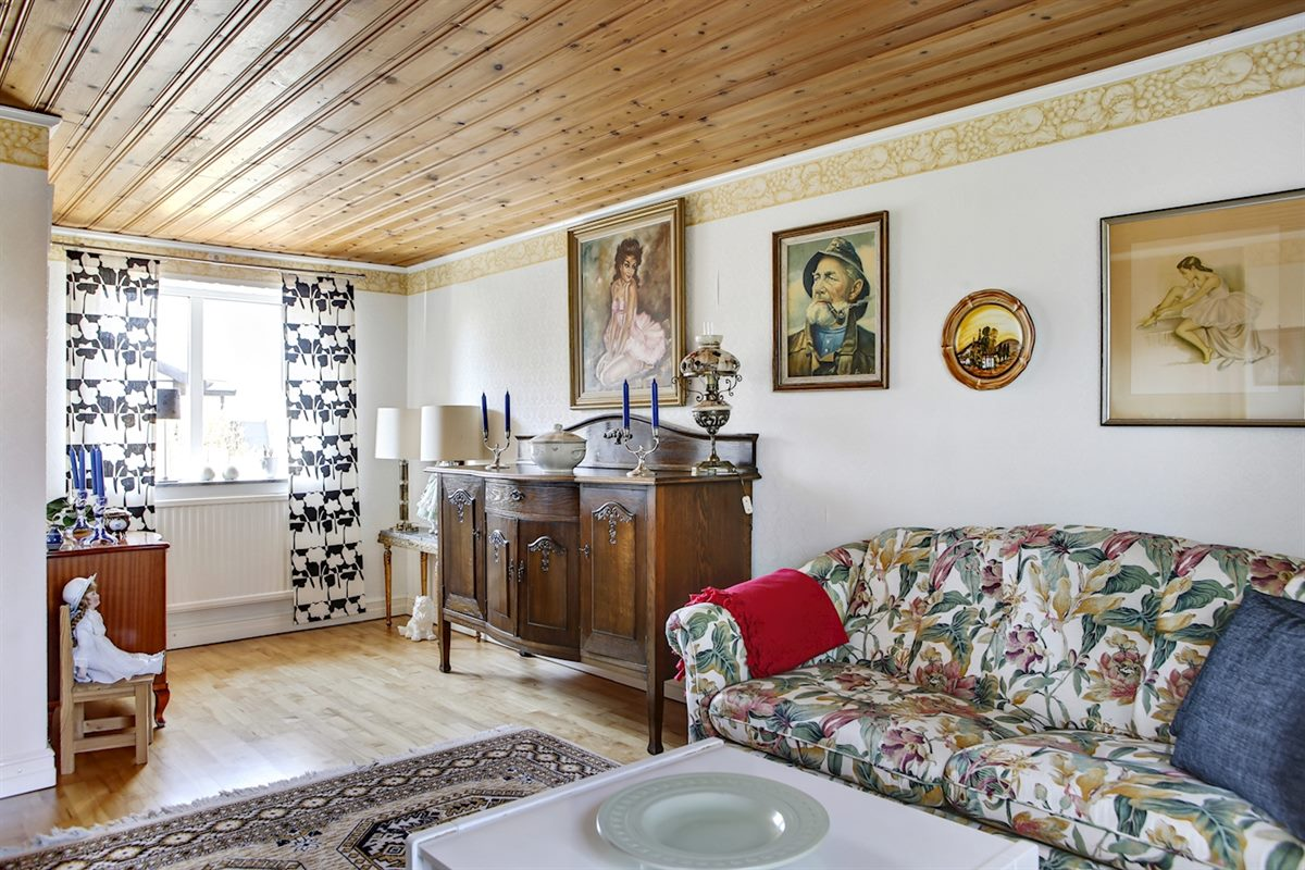 TV-rum eller sovrum