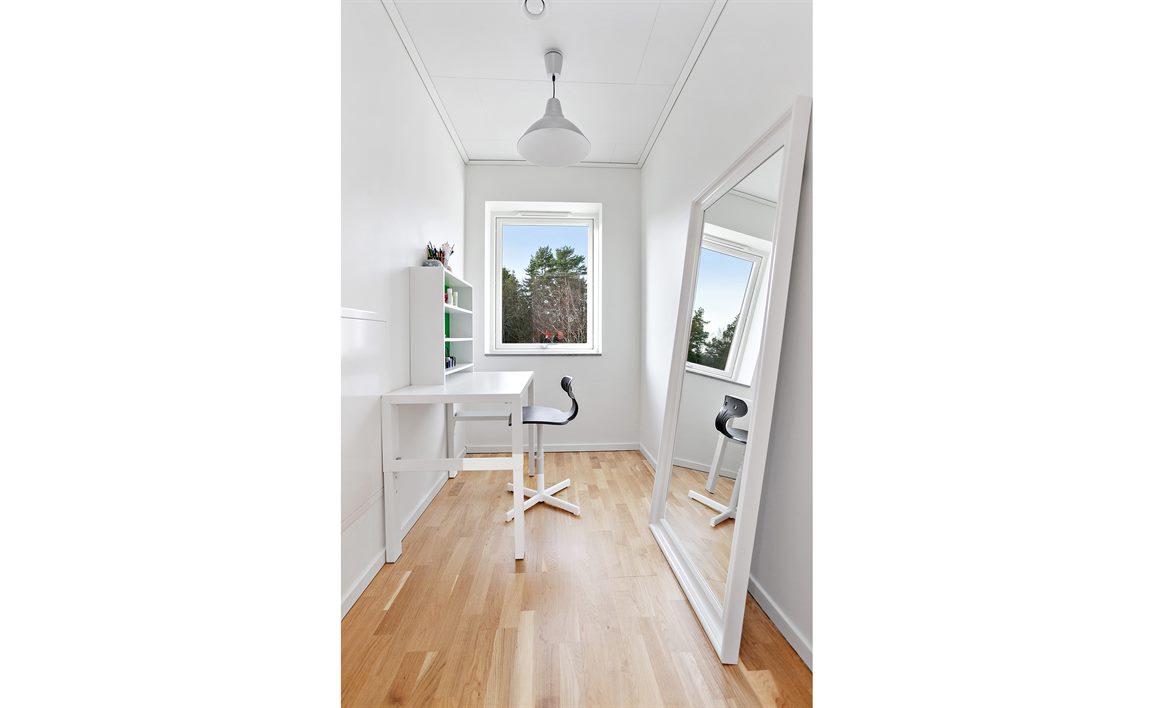 Mindre rum som lämpar sig perfekt som kontor/förråd