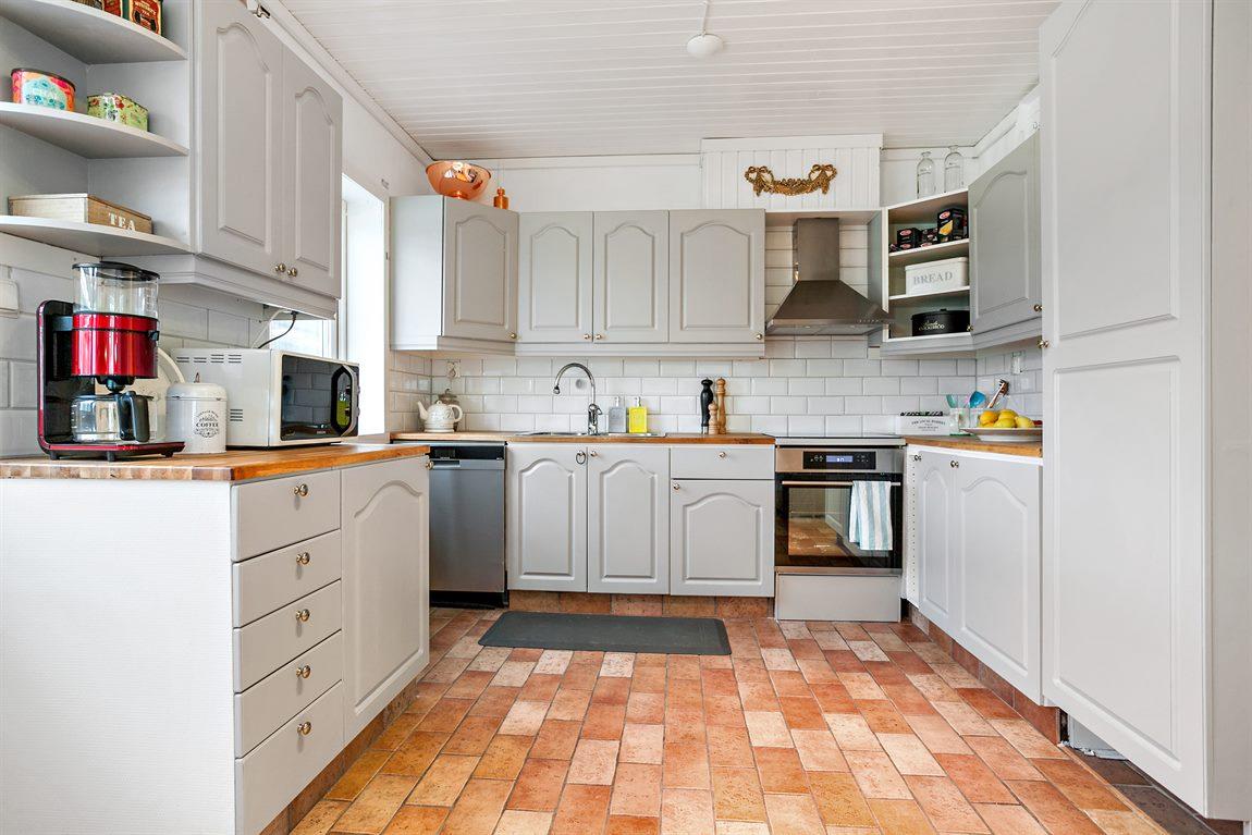 Trivsamt och praktiskt kök