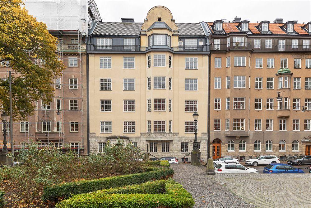Östermalm - Linnégatan 102, 5 tr